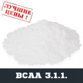 BCAA 3:1:1 (микропомол в чистом виде), 100г